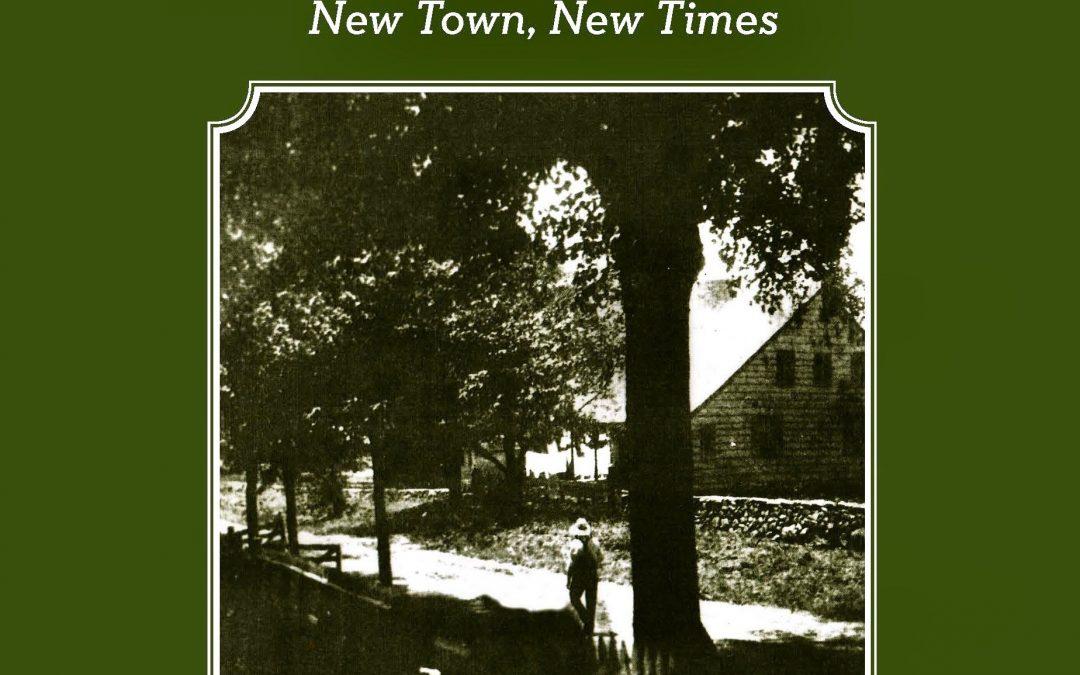 Darien 1820 — New Town, New Times