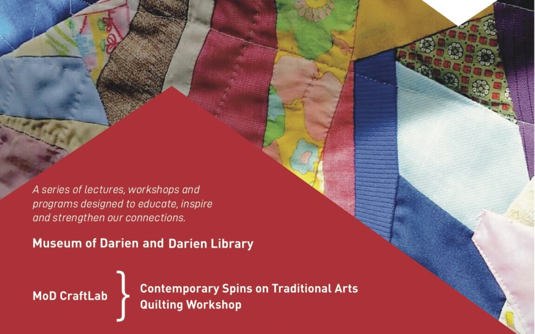 MoD's CraftLab Quilting Workshop