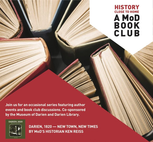 History Close to HomeBook Club & Author Event